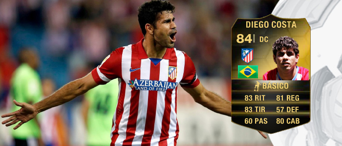 IF Diego Costa Ultimate Team 14