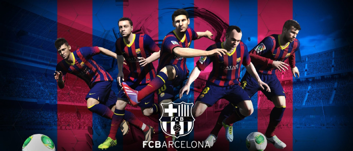 FC Barcelona en Ultimate Team 14