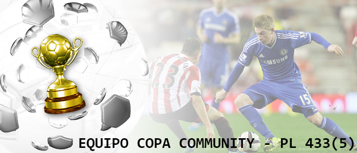 Equipo Copa Communty Ultimate Team 14