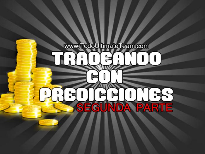 """Segunda parte de """"Tradeando con predicciones"""" - La mejor manera de hacer monedas todos los miércoles."""