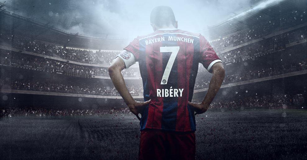Ribery es la gran estrella francesa de FUT