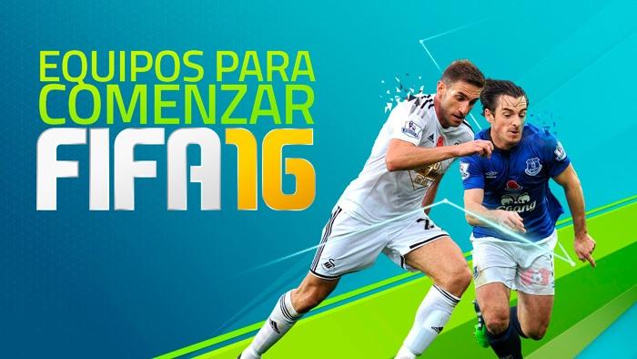 ¿Cómo comenzar a jugar FIFA16? ¿Es tu primera vez en Ultimate Team? Aquí tienes unos consejos..