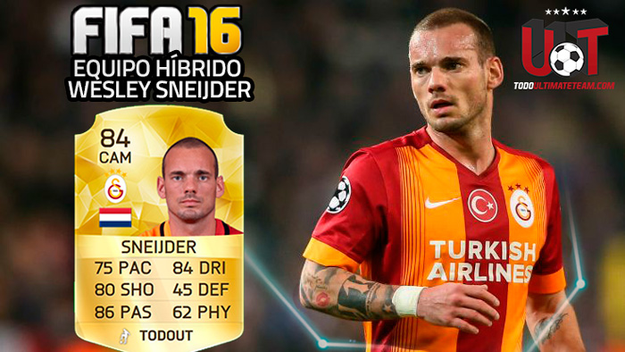 Wesley Sneijder. ¿El perfecto falso nueve?