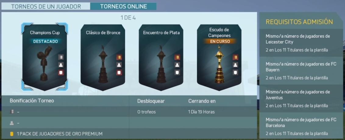 Champions Cup Portada