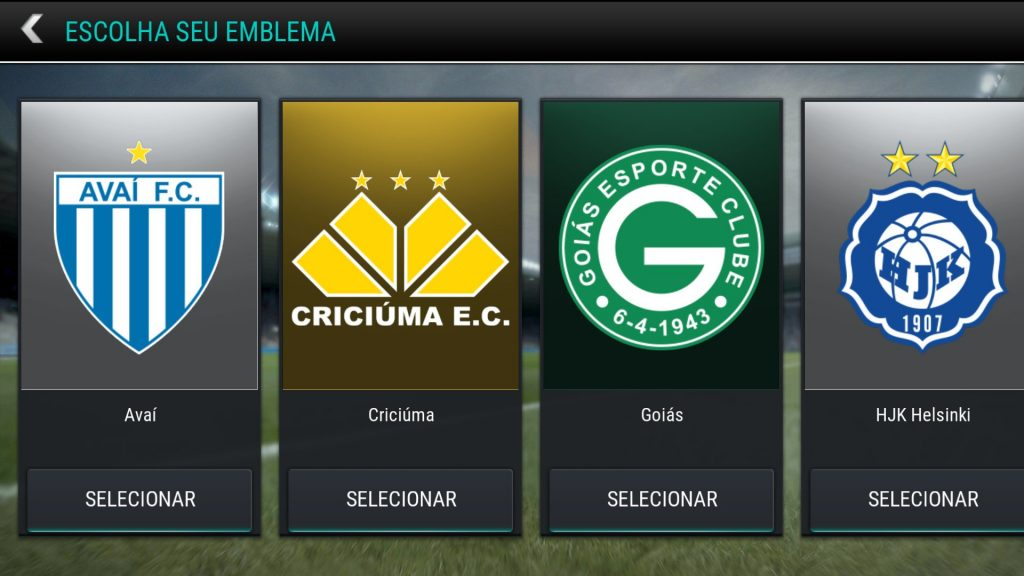 Liga de Brasil - FIFA 17 (1)