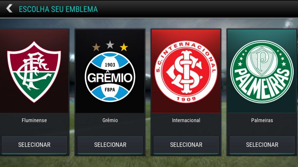 Liga de Brasil - FIFA 17 (3)