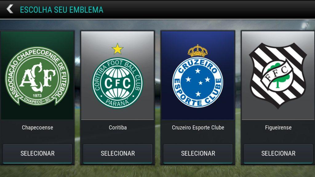 Liga de Brasil - FIFA 17 (4)