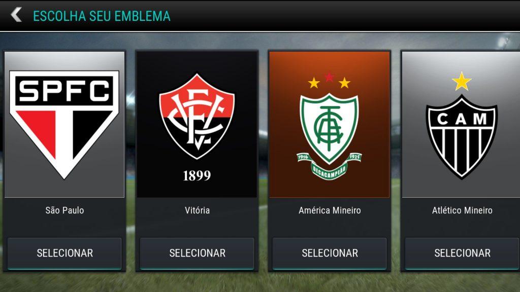 Liga de Brasil - FIFA 17 (6)