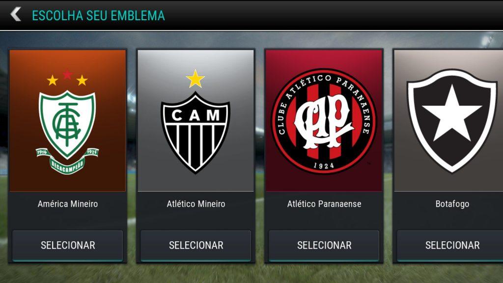 Liga de Brasil - FIFA 17 (7)