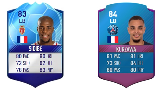 Sidibe vs Kurzawa