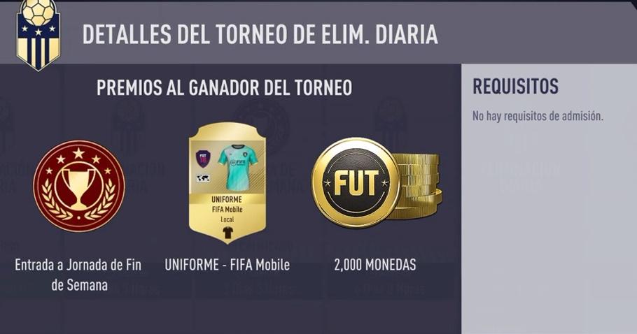 uniforme - FIFA Mobile